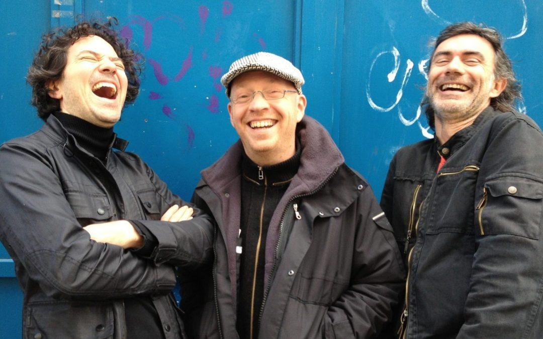 Kotka Jazz esittää: David Chevallier Trio feat. Tomi Nikku11.8.2021 klo 18
