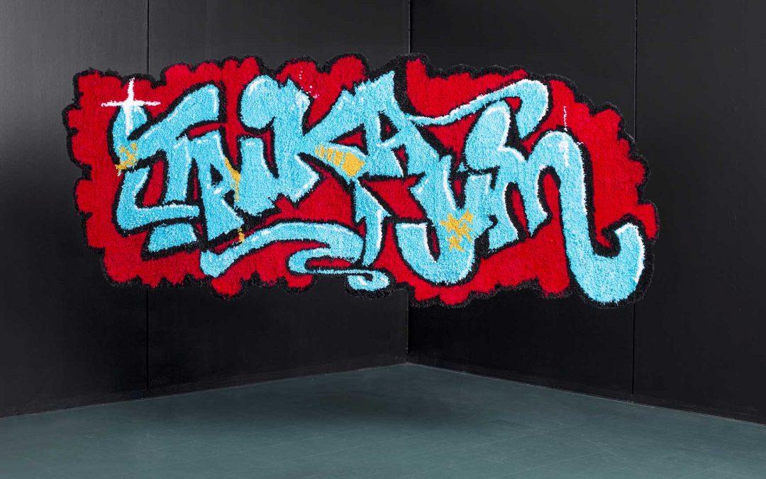 Нийна Мантсинен – Граффити и рюйю11.12.2020-28.2.2021