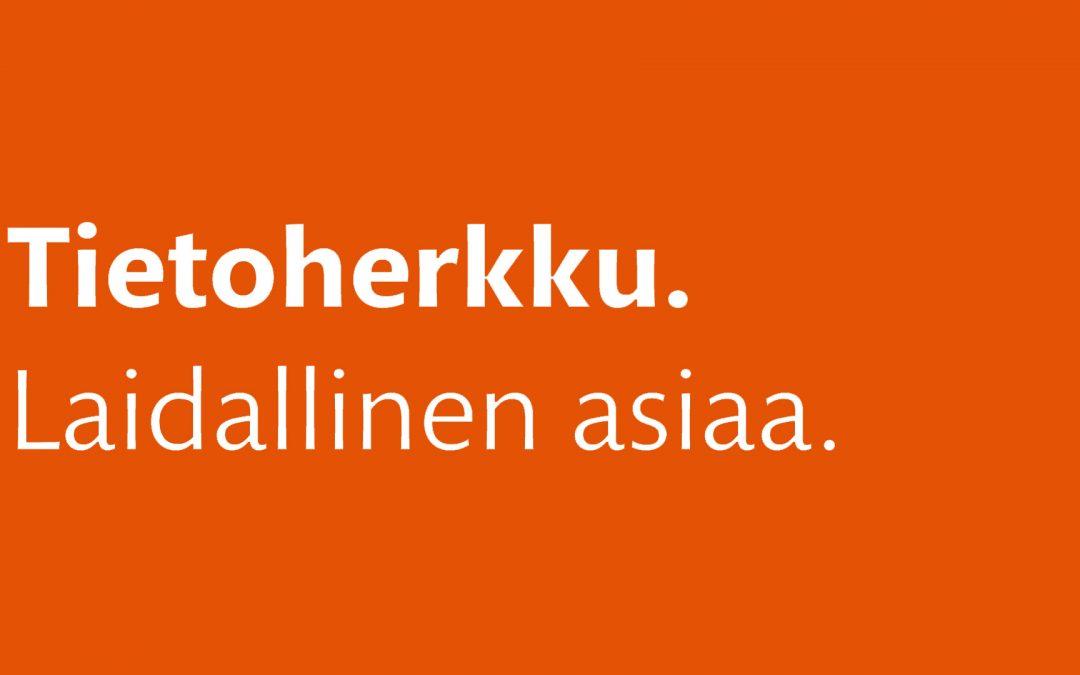 Tietoherkku. Kelluva kulttuuriperintö – Suomen historialliset laivat. Petri Sipilä luennoi.6.11.2019 klo 17