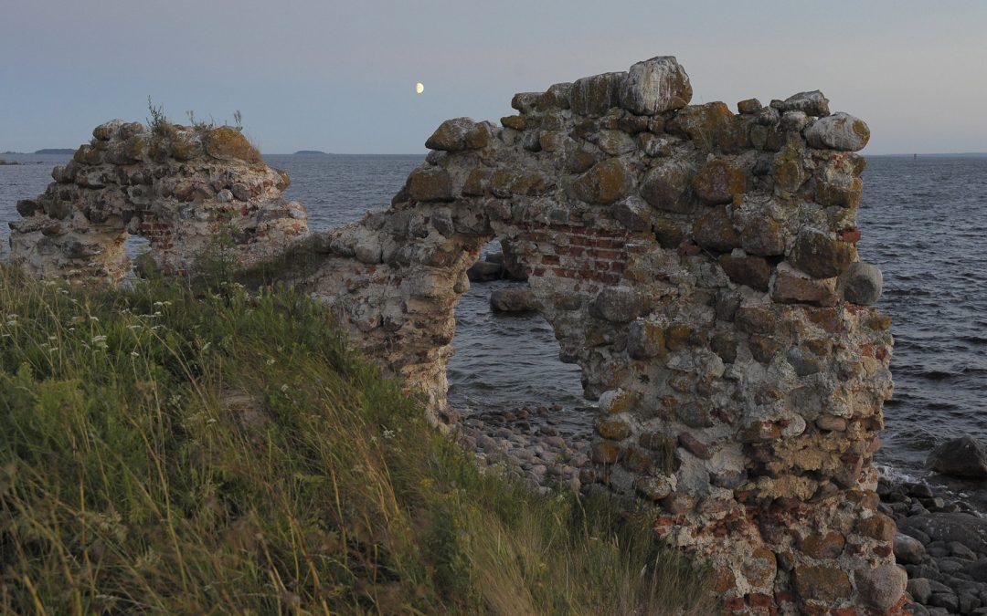 Tietoherkku verkkoluentona: Fort Slava – Ruotsinsalmen vartija. Maksuton.10.3.2021 klo 17