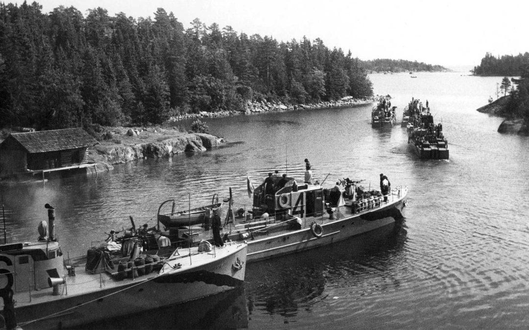 Tietoherkku. Vartiomoottoriveneet sodassa 1939–1944.4.4.2018 klo 17–18