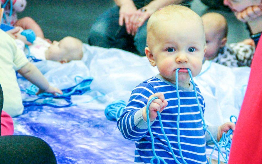 Värikylpy vauvoille ja taaperoille12.2.2019 klo 10-15