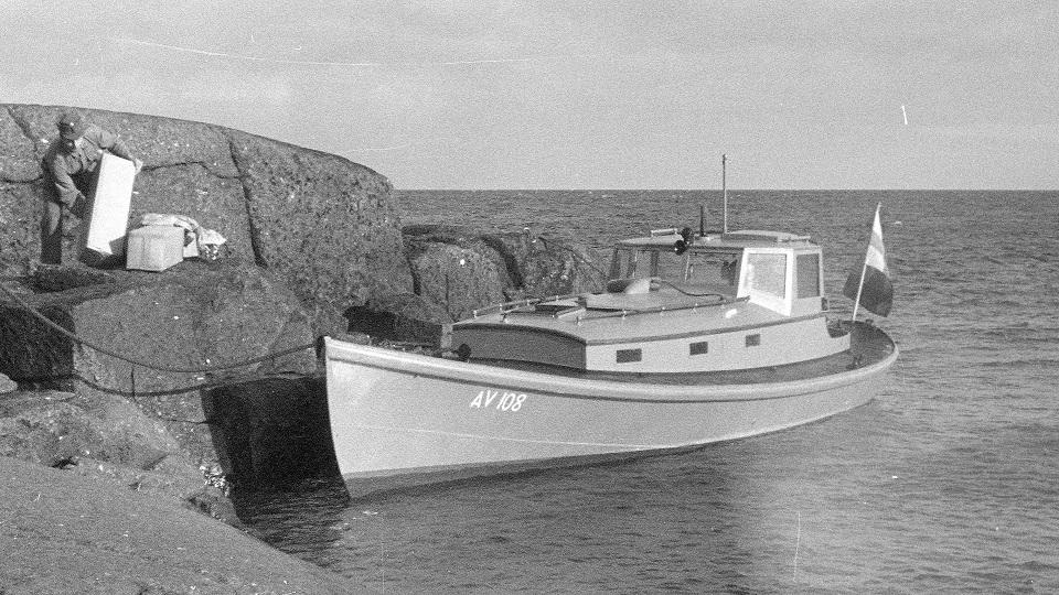 Tietoherkku. Rautavillet ja mahonkikaunottaret – merivartioveneet pirtusodasta Lapin sotaan.3.4.2019 klo 17