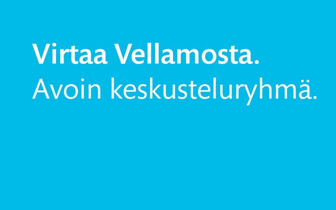 Virtaa Vellamosta. Itämeren aalloilla – risteilymuistoja.28.9.2021 klo 10-11.30