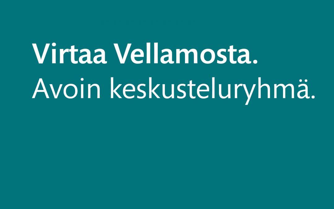 Virtaa Vellamosta. Tanssimuistoja ja Riston jukeboxi.12.10.2021 klo 10-11.30